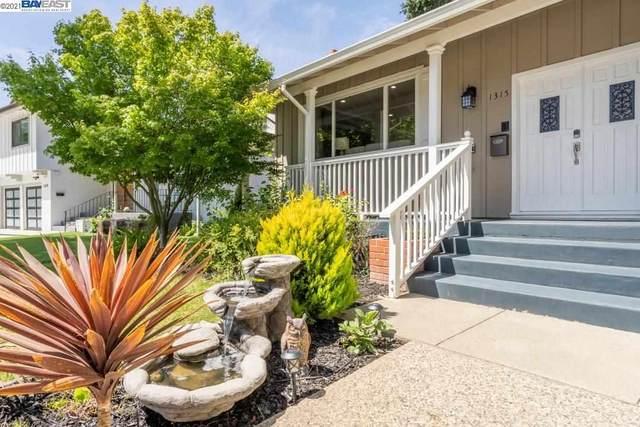 1315 Dunnock Way, Sunnyvale, CA 94087 (#40957510) :: Swanson Real Estate Team | Keller Williams Tri-Valley Realty