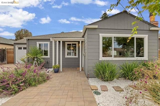 1220 Norvell St, El Cerrito, CA 94530 (#40958743) :: Swanson Real Estate Team   Keller Williams Tri-Valley Realty