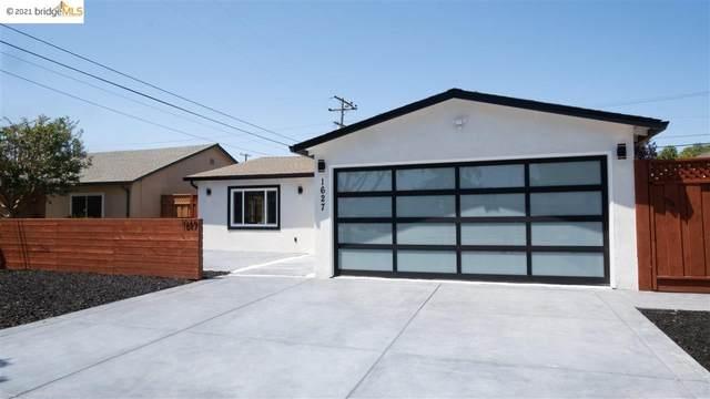 1627 Babero Ave, San Jose, CA 95118 (#40959346) :: Swanson Real Estate Team | Keller Williams Tri-Valley Realty