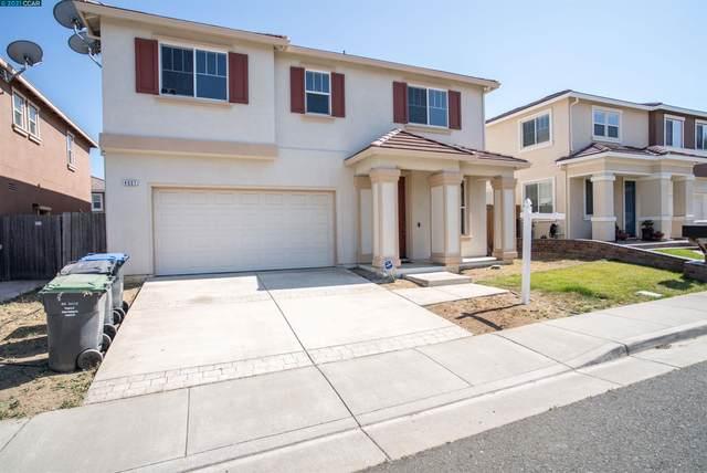 4521 Haflinger Dr, Fairfield, CA 94534 (#40964897) :: Realty World Property Network
