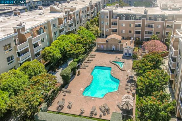 6400 Christie Ave. #4217, Emeryville, CA 94608 (#40965733) :: Realty World Property Network