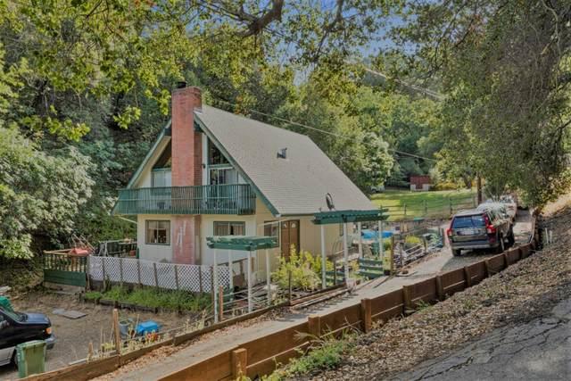 3495 Echo Springs Road, Lafayette, CA 94549 (#ML81840631) :: MPT Property