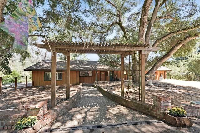 270 Moon Meadow Lane, Felton, CA 95018 (#ML81854800) :: Realty World Property Network