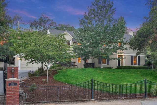 580 El Cerrito Avenue, Hillsborough, CA 94010 (#ML81861060) :: Realty World Property Network