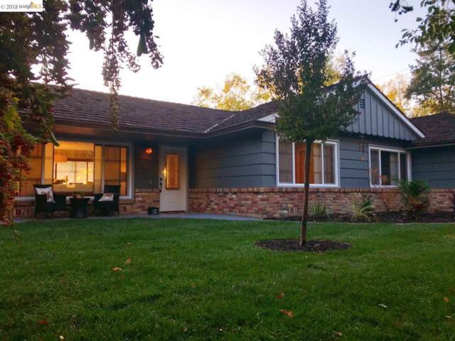 100 Santa Rita Dr, Walnut Creek, CA 94596 (#40842059) :: The Lucas Group