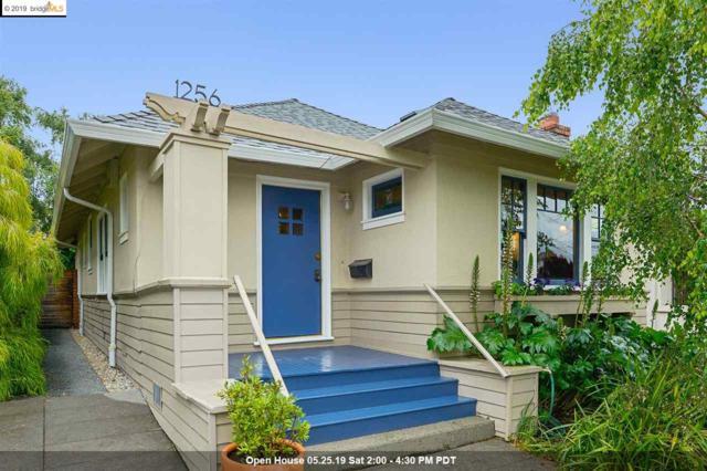 1256 Burnett St., Berkeley, CA 94702 (#40865945) :: The Grubb Company