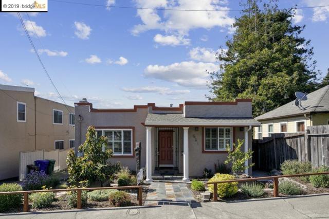 5411 Clinton Ave., Richmond, CA 94805 (#40869124) :: The Grubb Company