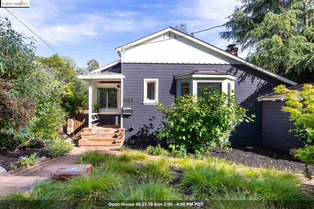 4052 Canon Ave, Oakland, CA 94602 (#40869130) :: Armario Venema Homes Real Estate Team