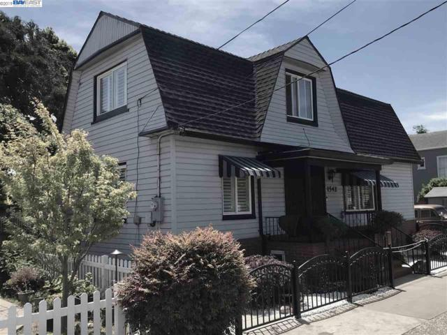 1542 3rd St, Alameda, CA 94501 (#40869559) :: Realty World Property Network