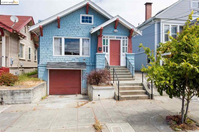 842 58Th St, Oakland, CA 94608 (#40872045) :: Armario Venema Homes Real Estate Team