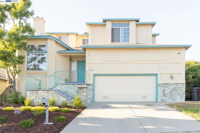 2200 Beckham Ln, Hayward, CA 94541 (#40872588) :: Realty World Property Network