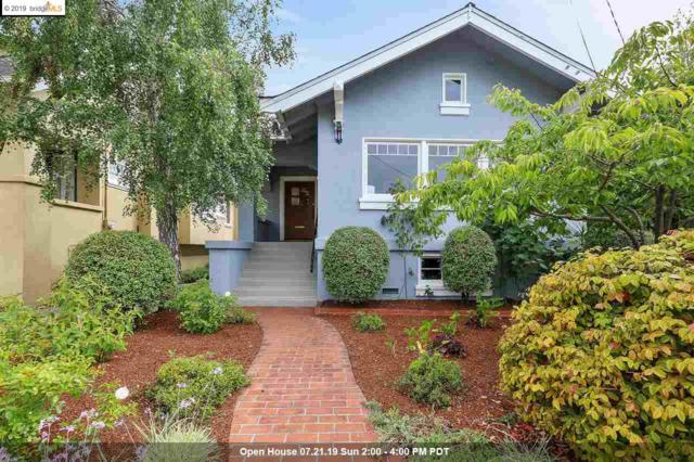 5823 Virmar Ave, Oakland, CA 94618 (#40873503) :: Armario Venema Homes Real Estate Team