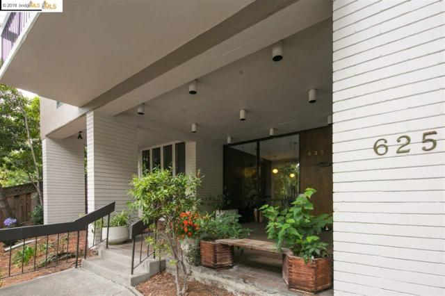 625 El Dorado Ave #206, Oakland, CA 94611 (#40874312) :: Realty World Property Network