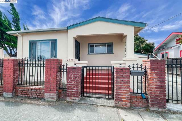 2130 Roosevelt Ave, Richmond, CA 94801 (#40876966) :: Armario Venema Homes Real Estate Team