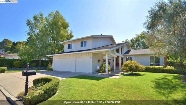 819 Columbine Ct, Danville, CA 94526 (#40879143) :: Armario Venema Homes Real Estate Team