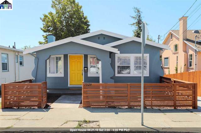 7529 Ney, Oakland, CA 94605 (#40881469) :: Armario Venema Homes Real Estate Team