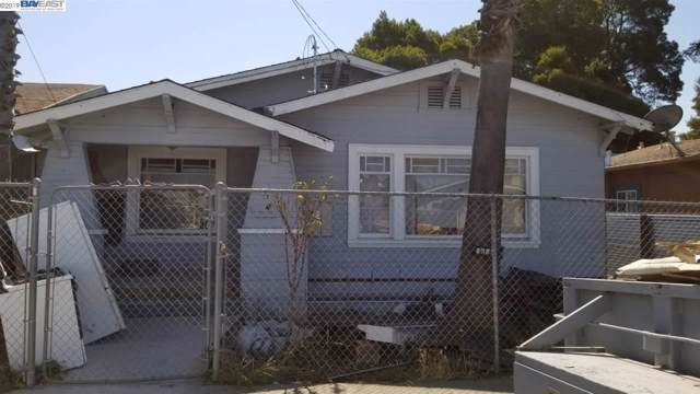 2606 63Rd Ave, Oakland, CA 94605 (#40882404) :: Armario Venema Homes Real Estate Team