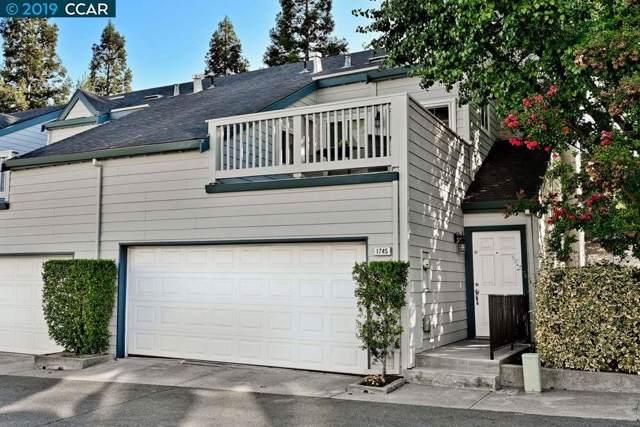 1745 Tice Valley Blvd, Walnut Creek, CA 94595 (#40883200) :: The Lucas Group
