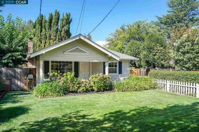 1099 Homestead Ave., Walnut Creek, CA 94598 (#40884141) :: Realty World Property Network
