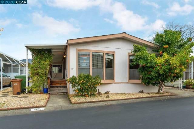 6468 Washington #77, Yountville, CA 94599 (#40884256) :: Armario Venema Homes Real Estate Team