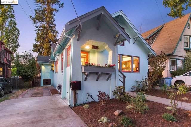 1731 Parker St, Berkeley, CA 94703 (#40884380) :: The Lucas Group
