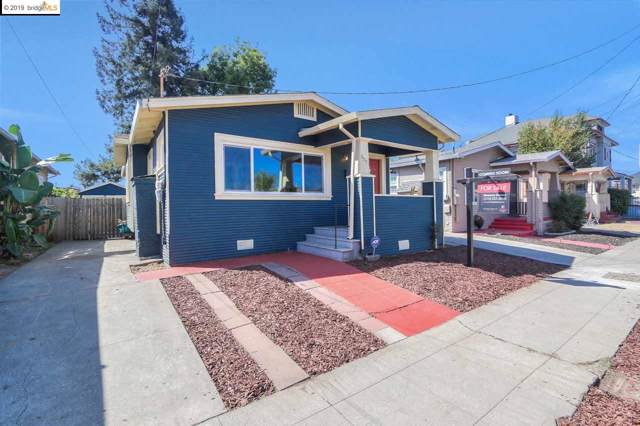 6001 Harmon Ave, Oakland, CA 94621 (#40884917) :: Realty World Property Network