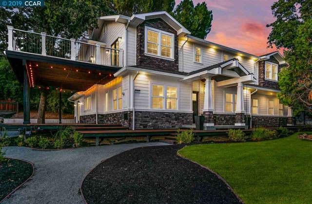 100 Samantha Ct, Alamo, CA 94507 (#40884955) :: Realty World Property Network