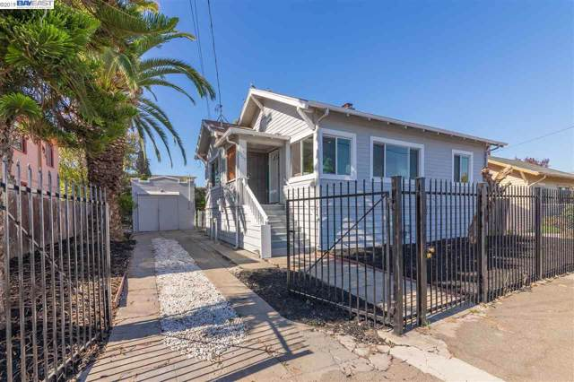 7117 Halliday Ave, Oakland, CA 94605 (#40885138) :: Realty World Property Network