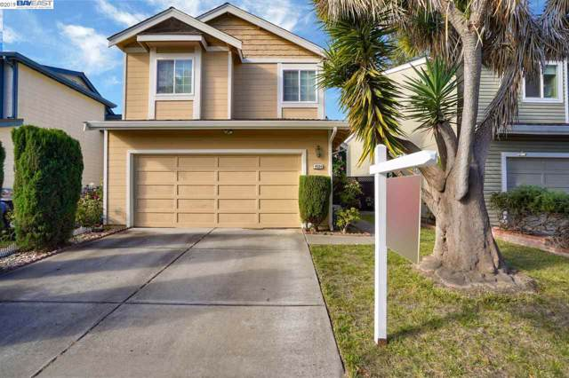4684 Creekwood Dr, Fremont, CA 94555 (#40885144) :: The Lucas Group