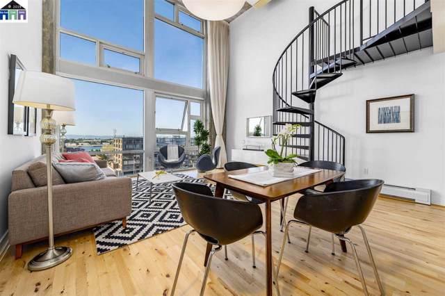 311 Oak St Ph22, Oakland, CA 94607 (#40885409) :: Realty World Property Network