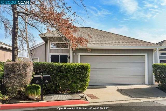 506 Daisy Pl, Pleasant Hill, CA 94523 (#40892702) :: The Lucas Group