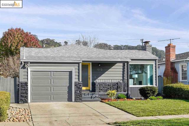 1312 Everett St, El Cerrito, CA 94530 (#40892773) :: Armario Venema Homes Real Estate Team