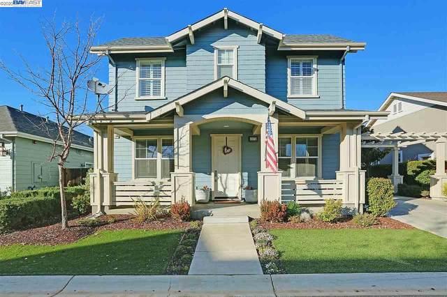 1373 Buckhorn Creek Rd, Livermore, CA 94550 (#40895127) :: Armario Venema Homes Real Estate Team