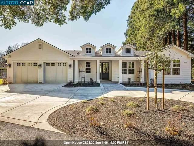962 Reliez Station Lane, Lafayette, CA 94549 (#40895401) :: Kendrick Realty Inc - Bay Area
