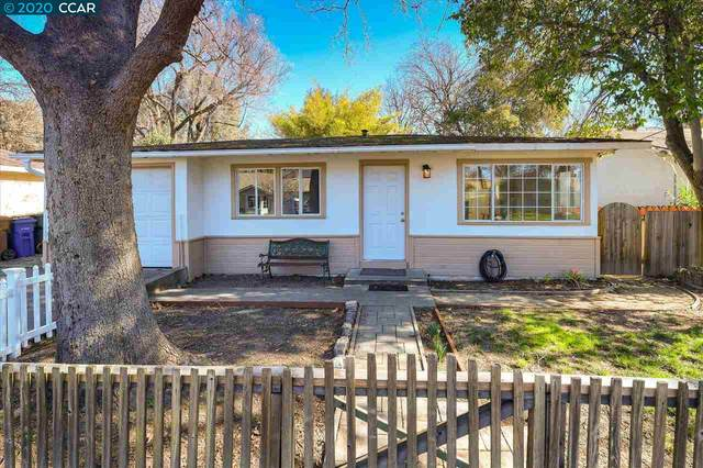 263 Campbell Ln, Pleasant Hill, CA 94523 (#40895718) :: The Lucas Group