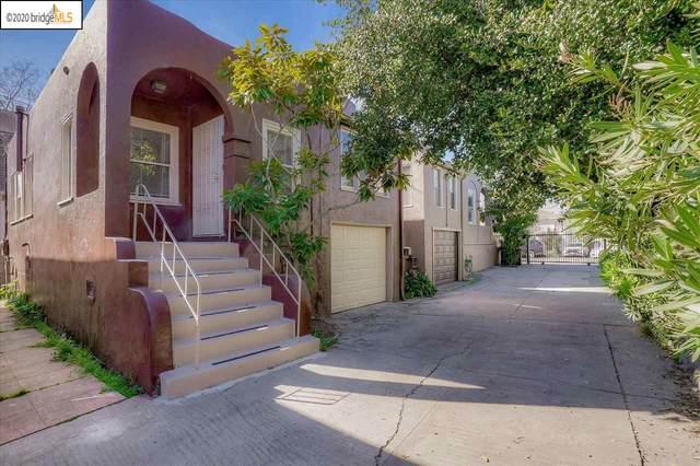 2430 27Th Ave Unit A, Oakland, CA 94601 (#40896278) :: Armario Venema Homes Real Estate Team