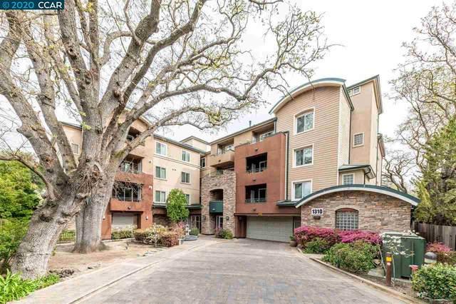 1310 Creekside Dr #305, Walnut Creek, CA 94596 (#40898331) :: Realty World Property Network