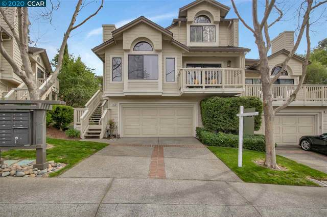 408 Beacon Ridge Lane, Walnut Creek, CA 94597 (#40898348) :: Armario Venema Homes Real Estate Team