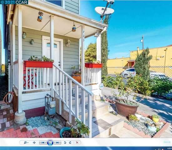 723 Peralta St, Oakland, CA 94607 (#40935575) :: The Venema Homes Team