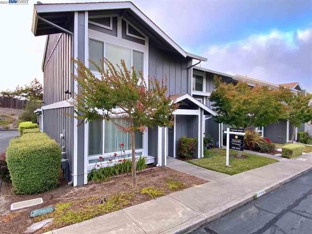 134 Park Ln, Richmond, CA 94803 (#40958950) :: Armario Homes Real Estate Team