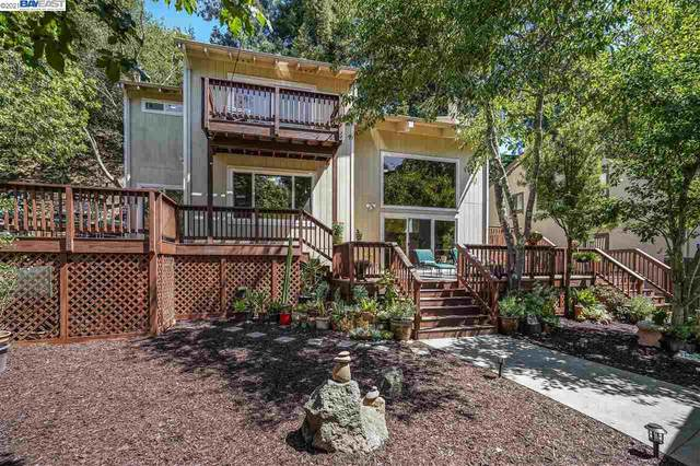 2922 Holyrood Dr, Oakland, CA 94611 (#40960711) :: Realty World Property Network