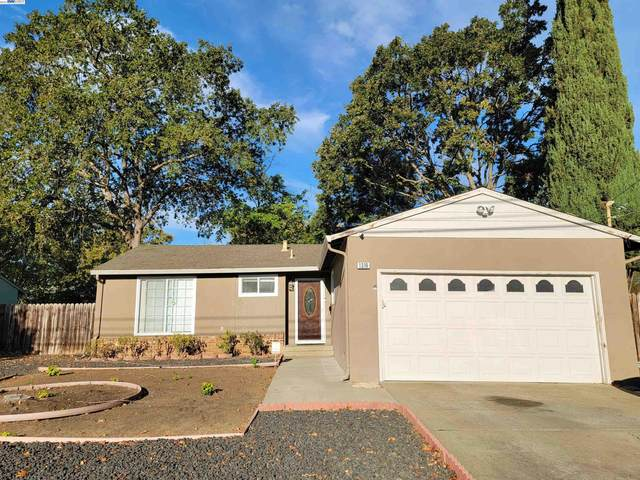 1319 5Th Ave, Concord, CA 94518 (#40969533) :: Realty World Property Network