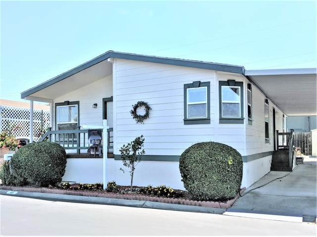 433 Sylvan Avenue #45, Mountain View, CA 94041 (#ML81839454) :: The Venema Homes Team