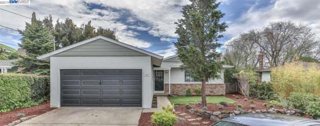 547 Eleanor Pl, Hayward, CA 94544 (#40860954) :: Armario Venema Homes Real Estate Team