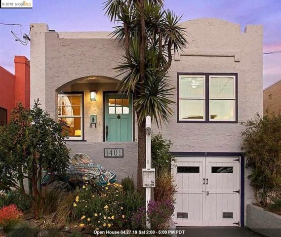 1401 Northside Ave, Berkeley, CA 94702 (#40861328) :: Armario Venema Homes Real Estate Team