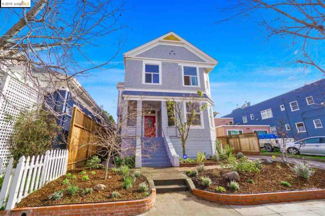 5930 Genoa St, Oakland, CA 94608 (#40867298) :: Armario Venema Homes Real Estate Team