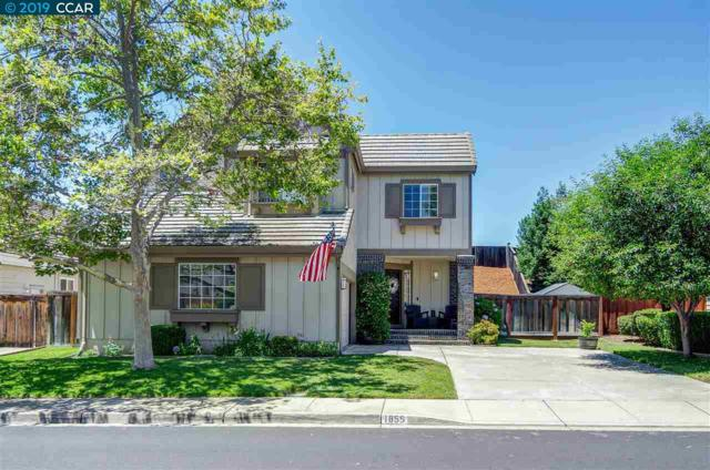 1855 Eagle Peak Ave, Clayton, CA 94517 (#40871111) :: Armario Venema Homes Real Estate Team