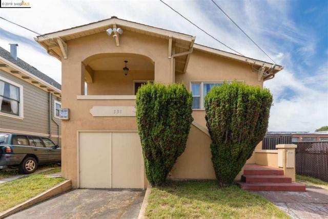 531 55Th St, Oakland, CA 94609 (#40872224) :: Armario Venema Homes Real Estate Team