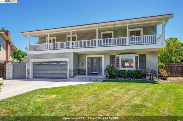 3427 Byron Court, Pleasanton, CA 94588 (#40873842) :: Armario Venema Homes Real Estate Team