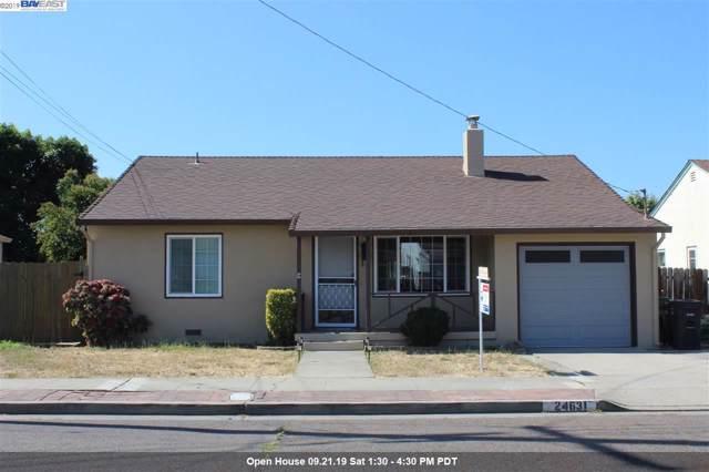 24631 Pontiac St, Hayward, CA 94544 (#40882120) :: Blue Line Property Group